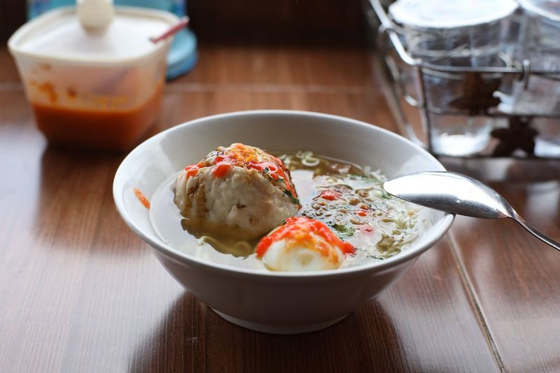 chicken soup,