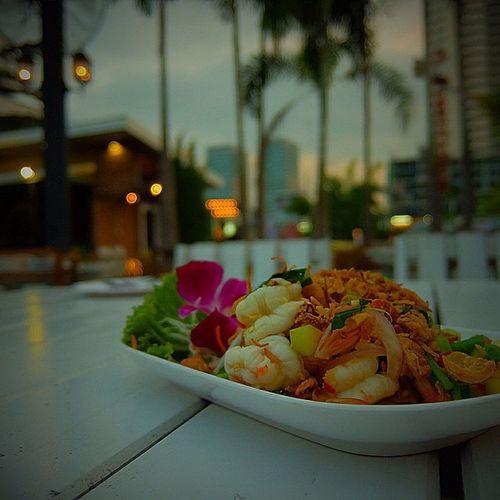 Sweet Spicy Zap Thaifood Herb Bangkok Thailand