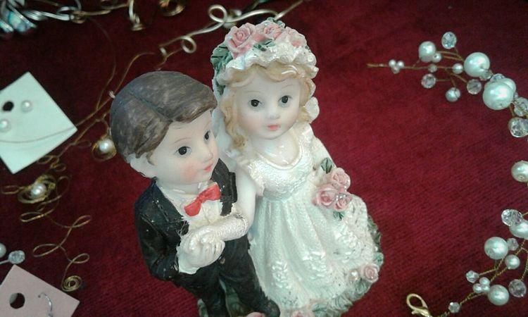 Snowflake Wedding Celebration No People