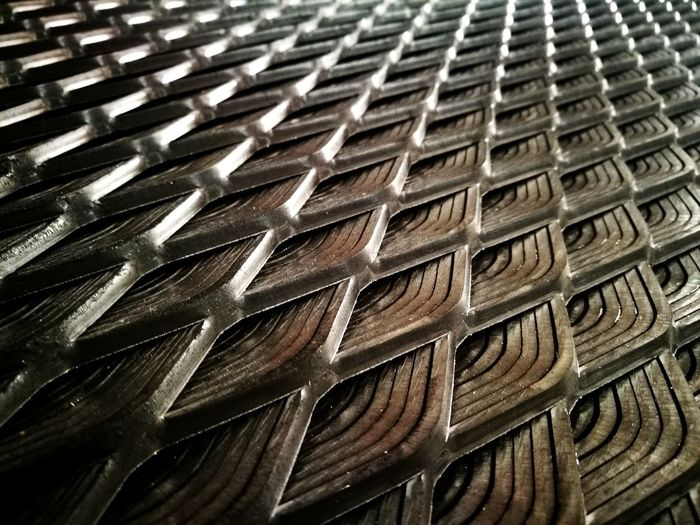 Metal Layer Backgrounds Full Frame Pattern Close-up LINE Architectural Design Marking Textured  For Sale In A Row Display Large Group Of Objects Seamless Pattern