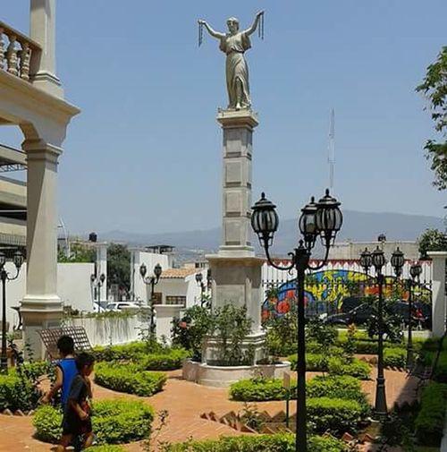 En tuxtla gutirrez chiapas Statue Architecture City Travel Destinations First Eyeem Photo