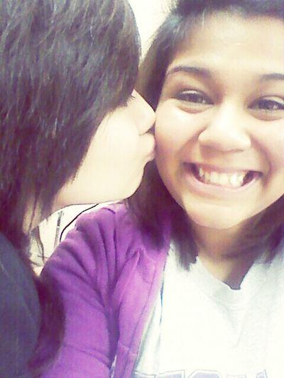 Kisses <3.