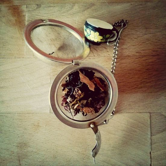 Morning! Tea Time. Breakfast