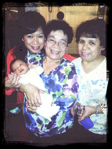 Mum Sol's birthday