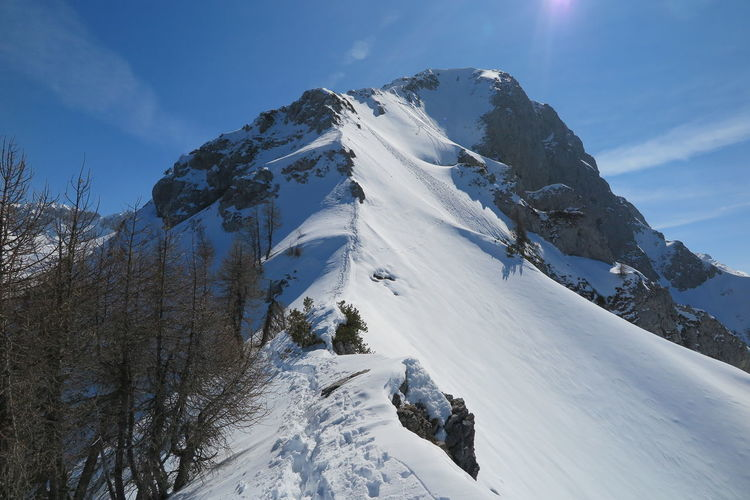 Cresta di Piancaformia Mountain Snow Grigna  Enjoying Life