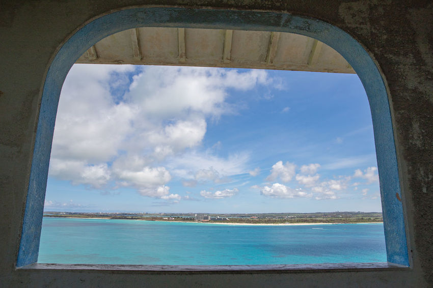 Clear Sky Happiness Holiday Okinawa Vacations Beach Beauty In Nature Blue Blue Sky Cloud - Sky Clouds And Sky Day Horizon Over Water Nature No People Outdoors Scenics Sea Sky Summer Tourism Tranquil Scene Tranquility Turquoise Water