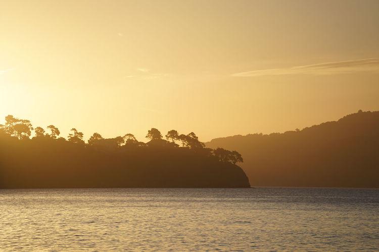 Jetlag Sunrise