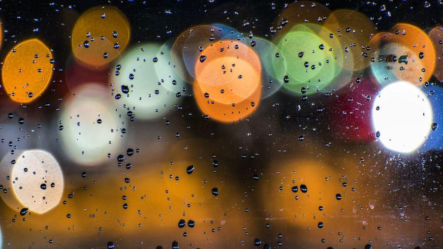 Raindrops Rain