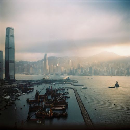 Hong Kong, on