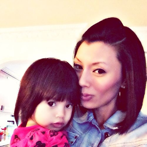 💋 from mommy to you. I ❤ you to the moon and back. Lovedaughter Momof2 Marissa Feeling Thankful