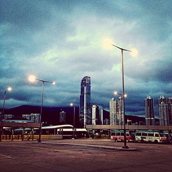 Ready to rain Rain Bad Weather Hong Kong Tsing Yi