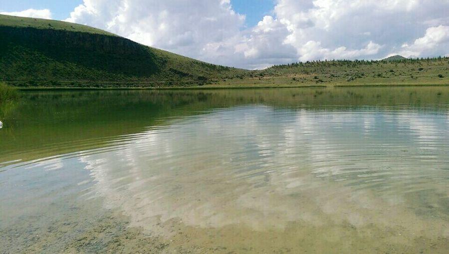 Narlıgöl Aksaray Manzara Mükemmelötesi Kaynaksuyu
