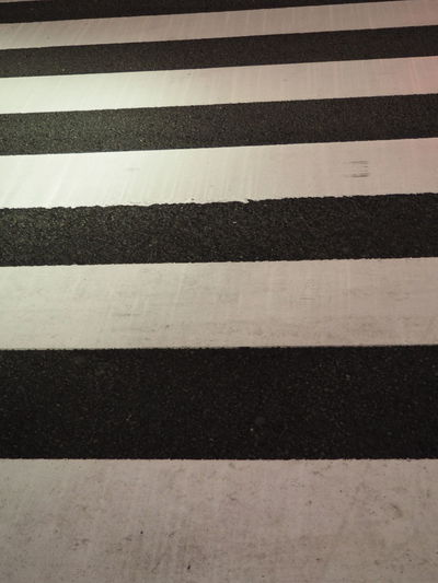 Asphalt Backgrounds City Close-up Day Full Frame LINE No People Outdoors Pedestrian Crossing Road Road Marking Striped Textured  Transportation Zebra Crossing