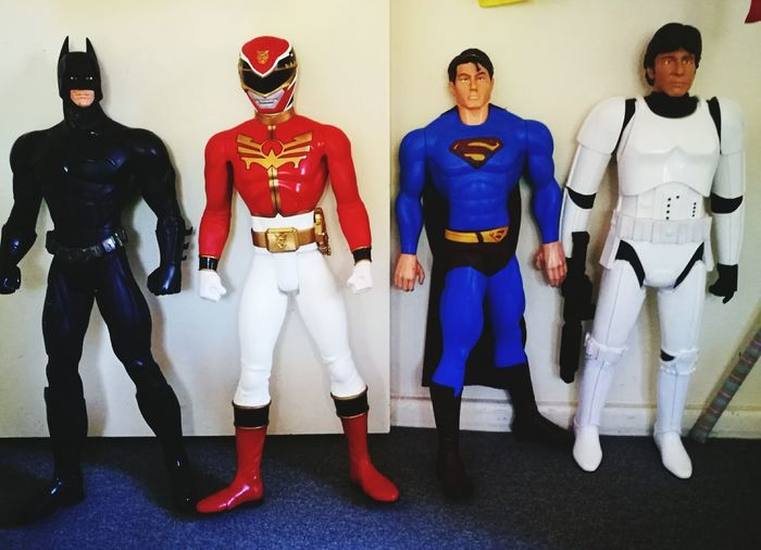 Superheroes Superman Batman Hansolo Starwars Powerrangers Front View Portrait Adult People Indoors  Full Length Men Sports Uniform Only Men Adults Only Day Marvel Comics Boxing Match Champion Hungry Close-up Tysonboxer Beauty In Nature Shadow