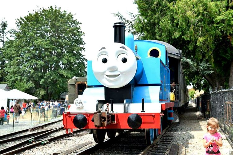 Day Out With Thomas Train Kids Event