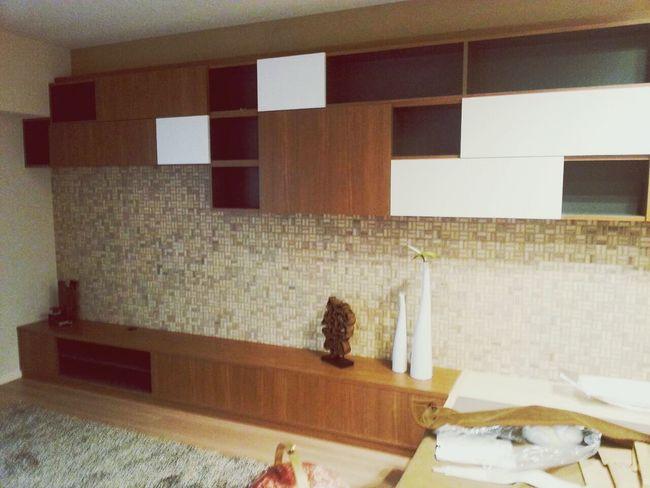 Architecture 仕事 今日納品した家具 リビングボード Designs Living Room