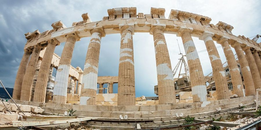 MY TRIP ATHENS GREECE Travel Pictureoftheday Photooftheday Europe Eurotrip Nofilters Beautiful David Gutierrez Amazing View Myview
