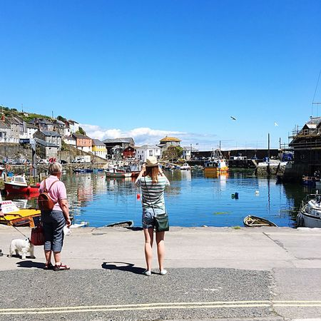 Check This Out Taking Photos Harbour Tourism in Mevagissey 👍🏻 Family Snapshots Of Life Moments in Time