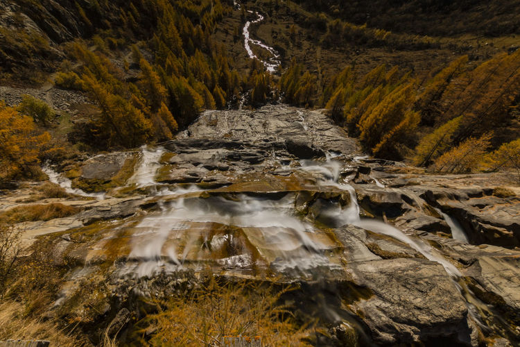 Waterfall Autumn Autumn Collection Autumn Colors Beauty In Nature Landscape Landscape_Collection Landscape_photography Long Exposure Mountain Mountains Nature Nature Nature Photography Nature_collection No People Rocks Rocks And Water Scenics Stream - Flowing Water Toce Valley Valleys Water Waterfall Waterfalls