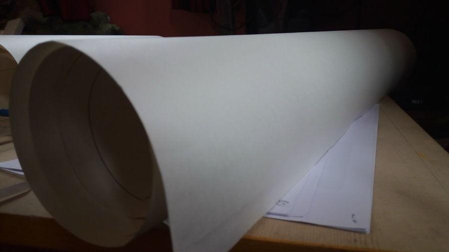 Paper Close-up