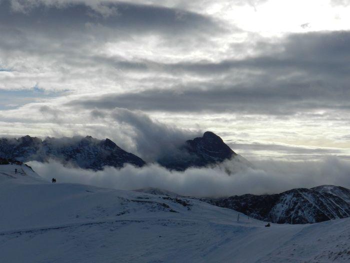 Tatra Mountains Enjoying The View