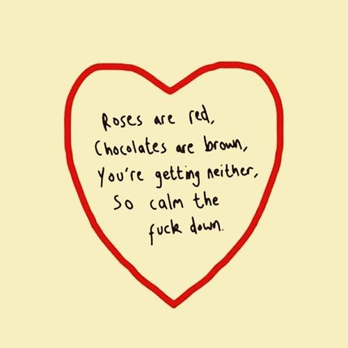 Valentines week special... Valentinesweek WhoCares