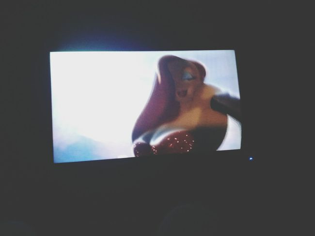 Watching Roger Rabbit ♡