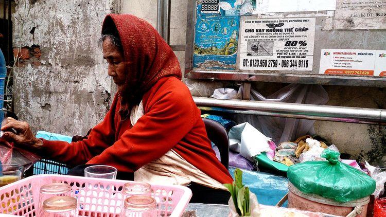 Business Woman in Hanoi Vietnam. WomeninBusiness . Women Around The World Resist