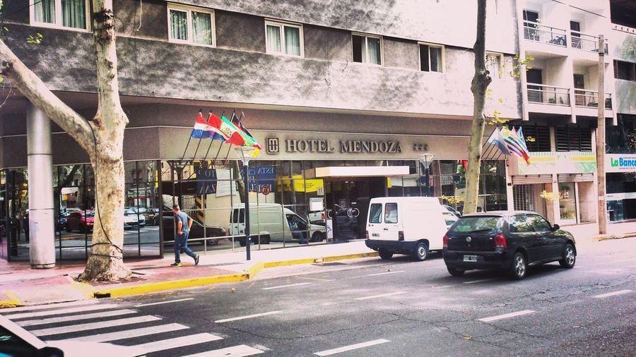 Argentina Mendoza 2016 Chilegram Beautiful Day Hotel Street