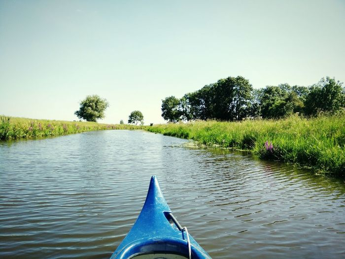 Kanu Schleswig