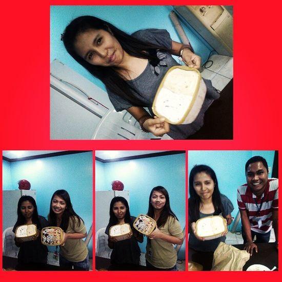 Icecream Party! :D Happy Birthday Shiella. Mwah!