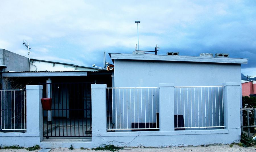 Home Houses House Lwandle Townahip Home Home Sky Architecture Building Exterior Built Structure Cloud - Sky Ghetto Closed