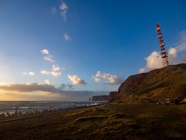 Helgoland Autumn Mood Autumn Germany Helgoland_collection Lange Anna Sky Water Land Cloud - Sky Nature Sea Scenics - Nature Beauty In Nature Beach Tranquil Scene Architecture Travel Destinations Motion Environment No People Day Built Structure Horizon Tranquility Outdoors