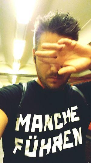Mancheführen Manchefolgen Rammstein Berlin Selfie ♥