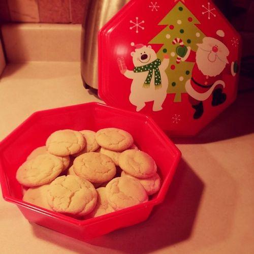 Christmas baking. SugarCookies Festive Baking Cookies christmas holiday spirit munch