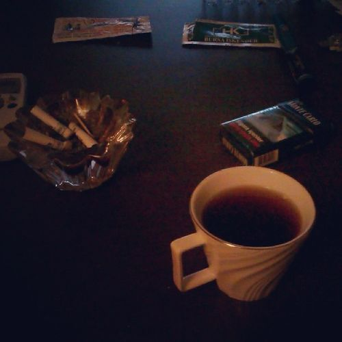 Bir Fincan çay Alirmiydiniz smoke tea alone mode on