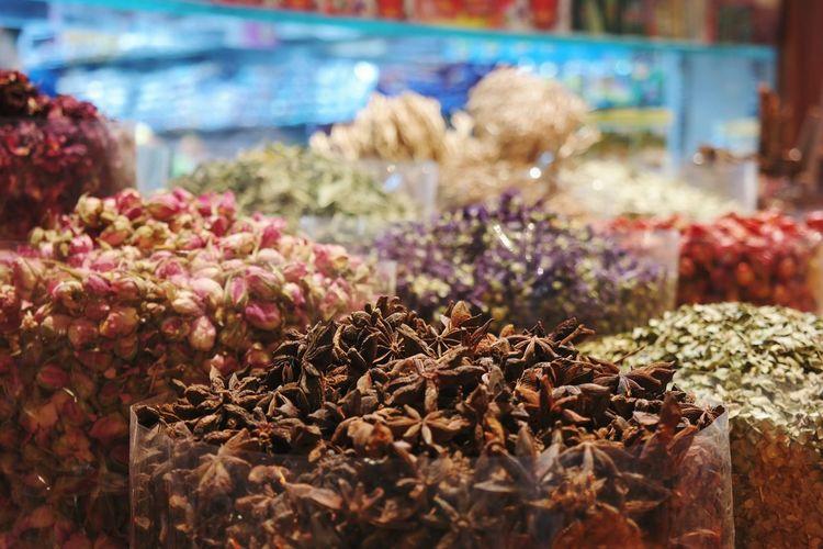 Spices Especies Muchos Colores Dry Flower  Beautifull Nice Pic Dubai
