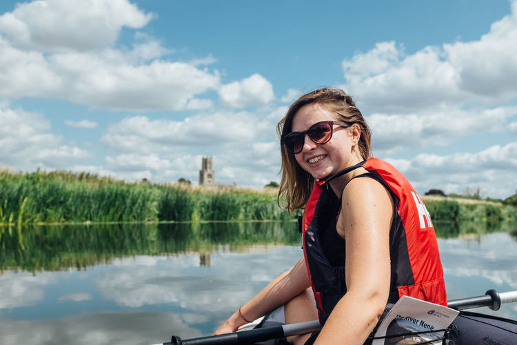 Canoe Day Day Out England Girl Happy Happy People Kayak Lady Leisure Activity Lifejacket Outdoors River River Life Riverside Rowing Summer Water Water Sport Watersport Watersports Woman