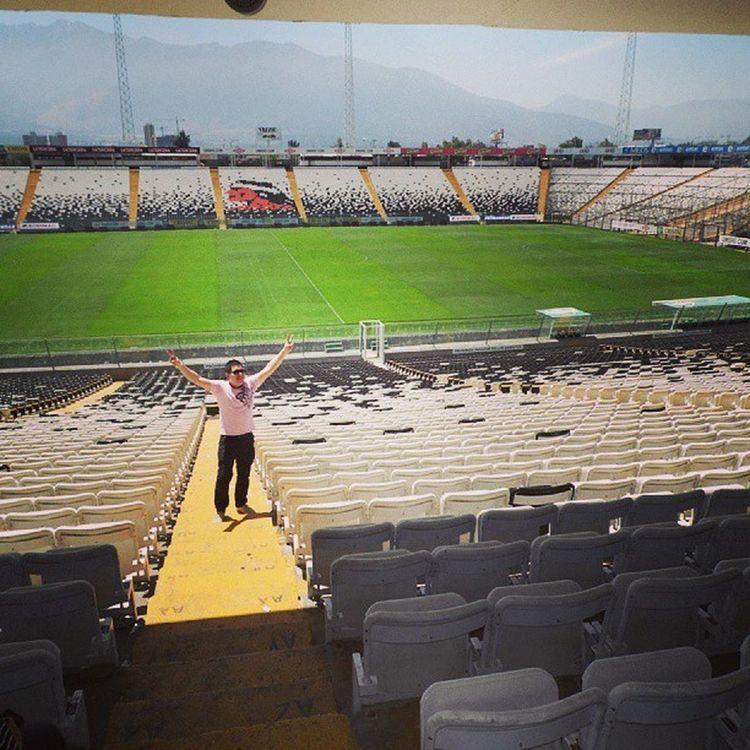 Estadio Monumental  solo para mi...