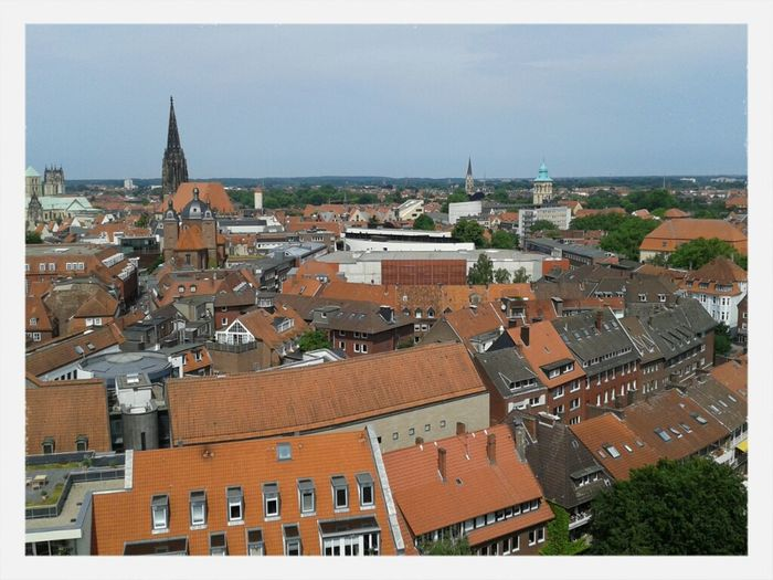 On Top Of... GetYourGuide Cityscapes Münster
