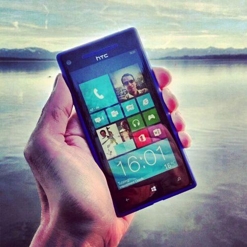 The beauty and the lake. #HTC #HTC8X #WindowsPhone8 HTC Windowsphone8 Htc8x
