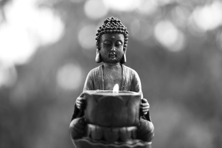 meditation Bokeh Bokeh Lights Buddha Candle Chillout Close-up Meditation Monochrome Lucky's Monochrome Black And White Portrait Black & White B&w Statue Shootermag Lucky's Memories EyeEm Gallery Fine Art Photography Light And Shadow Eye4photography  Shades Of Grey Contrast Blackandwhite Portrait The Portraitist - 2016 EyeEm Awards Creativity Market Reviewers' Top Picks