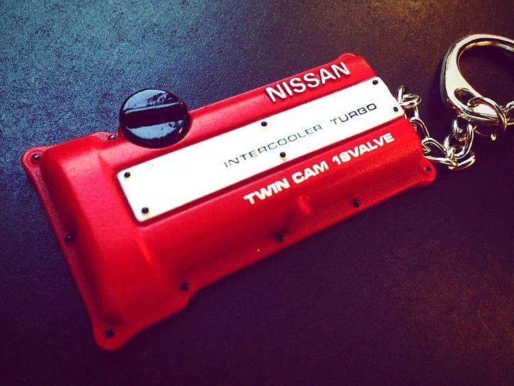 Nissan Motor Preoarado Llavero Bored Turbo Intercooler
