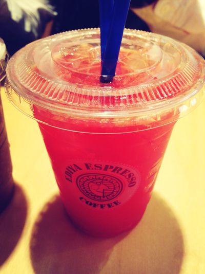 grapefruit ade :-)