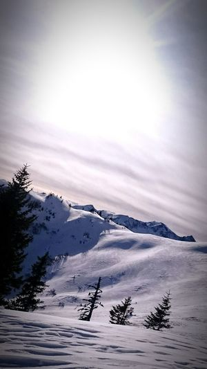 SSS - Soft Snow Sun. Sanfte Sonne im Schnee. Sky Ski Mountains And Sky Mountainside Snowcapped Mountain Snow Covered Schneelandschaft Schnee Ist Doch Schön! Austrian Mountains Austria Snow Austrian Nature Sunkissed Nature