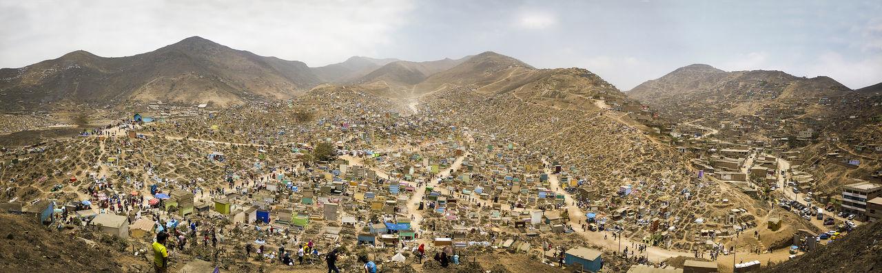El Cementerio mas Grande del Perú