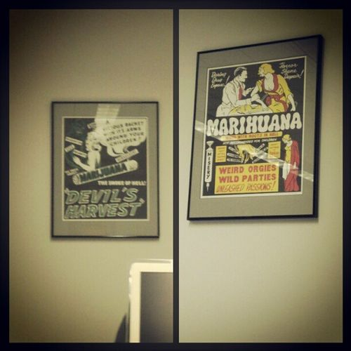 2 of 4 posters in the econ comp lab...all my profs are Stoners Aintcomplainin