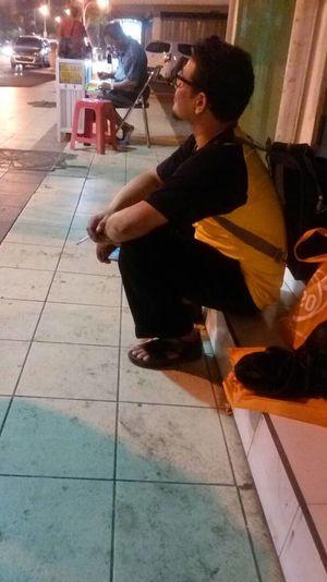 Suatu malam di Jl Blauran One Person Lifestyles Surabaya City