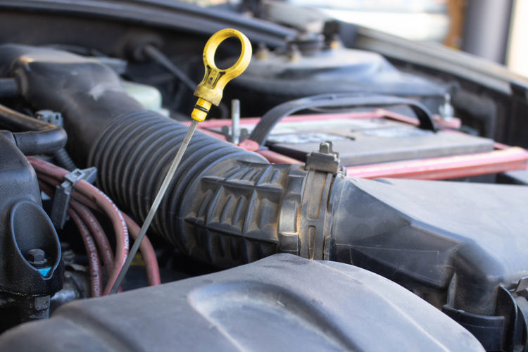 Automobile Industry Car Close-up Engine Garage Land Vehicle Mode Of Transportation Motor Vehicle No People Oil Change Oilchange Transportation