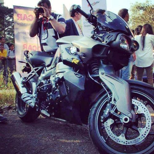Dhoom3 Bike Bmw Parxrally